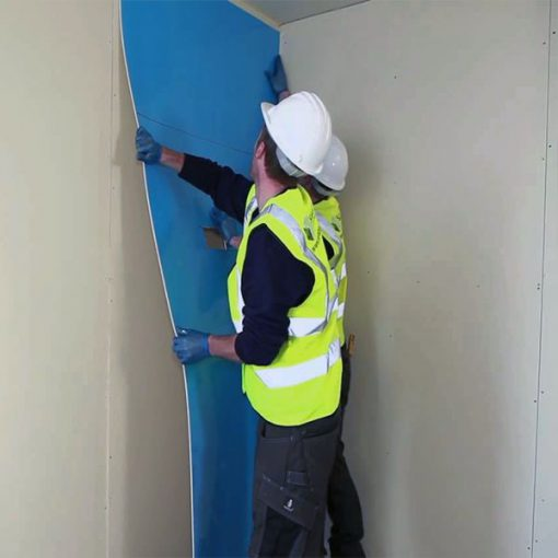 2mm Hygienic Wall Cladding Sheet | Solid PVC